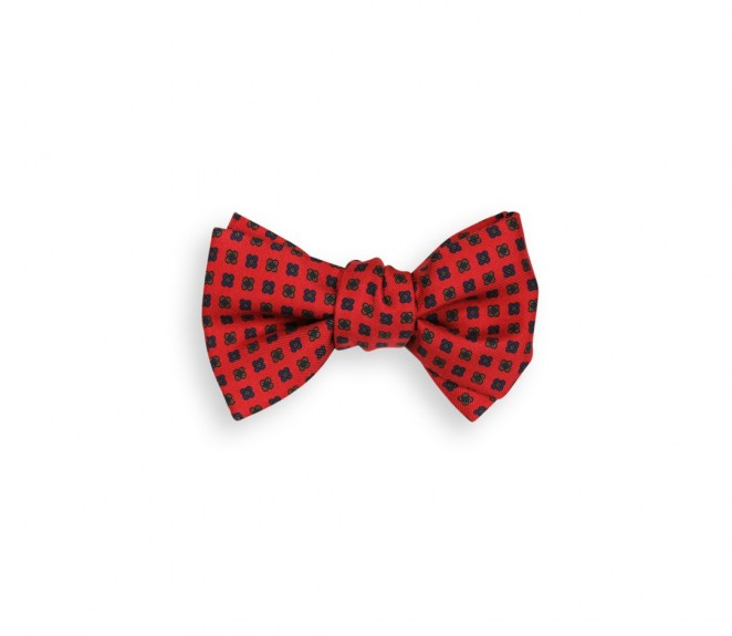 Red Bow Tie back to selection P 15172 Red Dot Bow Tiejpg