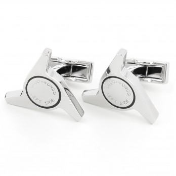 Rim nut cufflinks - Coventry