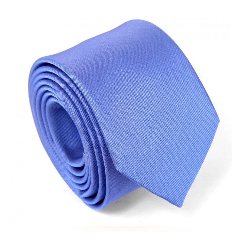 Cornflower Blue Tie - Milan II
