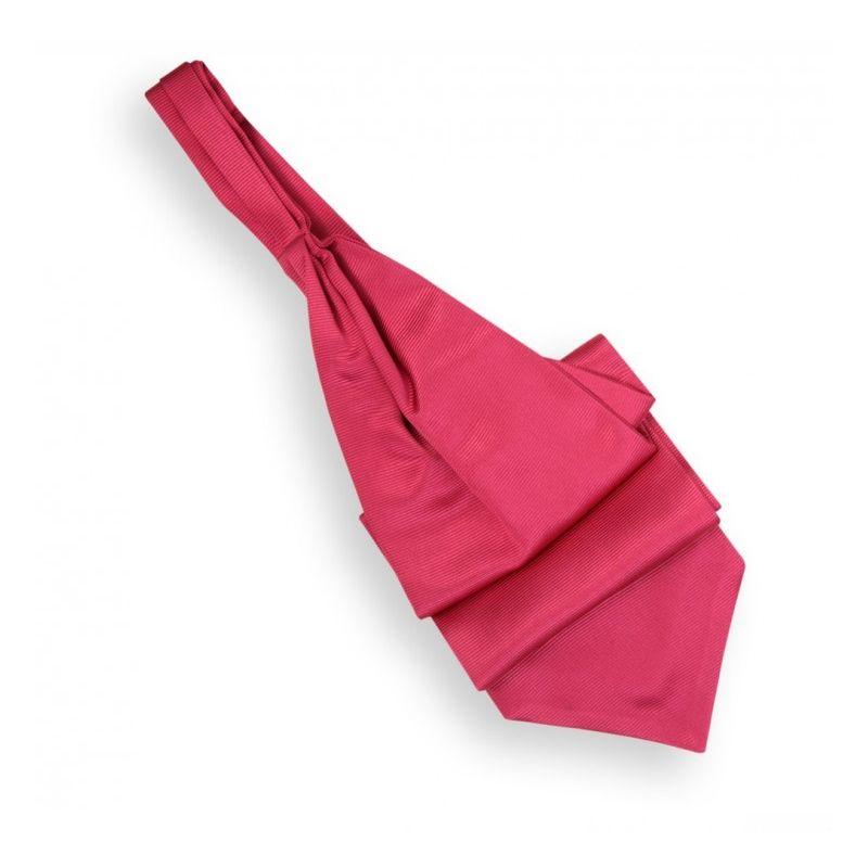 Desire Red Ascot Tie - Ascot III
