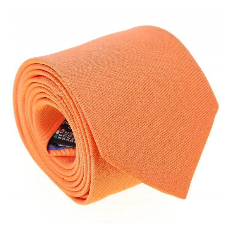 Orange Tie - Milan II