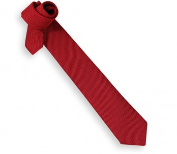 Red Grenadine Silk The Nines Tie - Grenadines IV