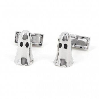 Ghost cufflinks - Casper