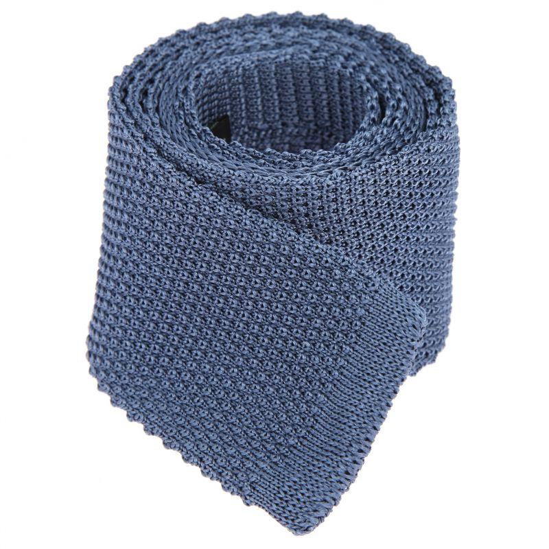 Knit Pastel Green Tie - Monza