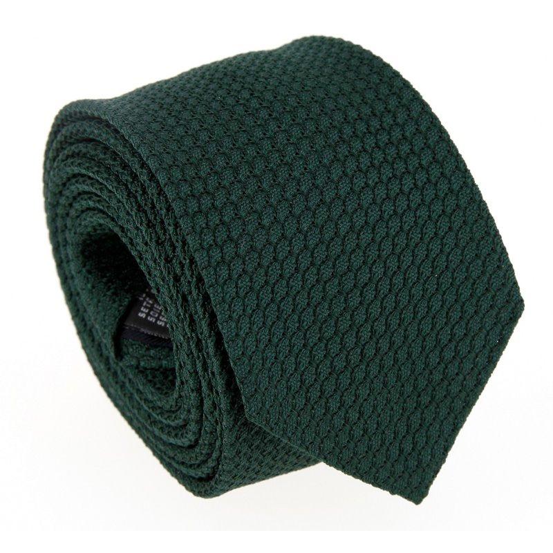 Green Grenadine Silk The Nines Tie - Grenadines III