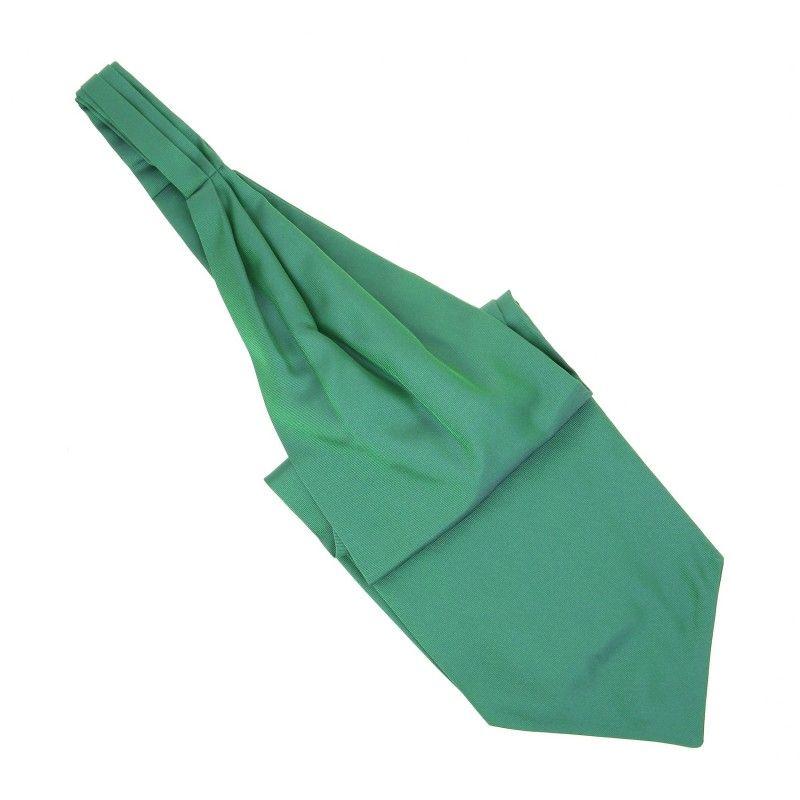 Green Mint Ascot Tie - Ascot II