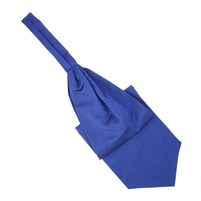 Cobalt Blue Ascot Tie - Ascot II