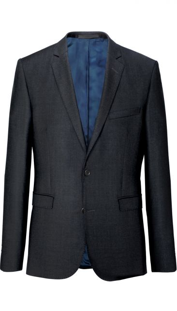 Anthracite-grey suit from The Nines