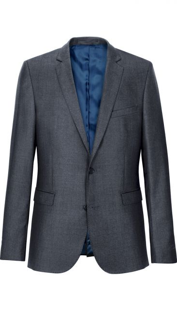 Grey suit from The Nines