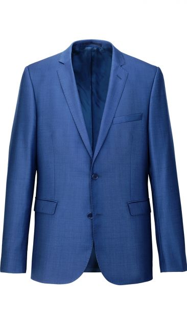Blue suit from The Nines