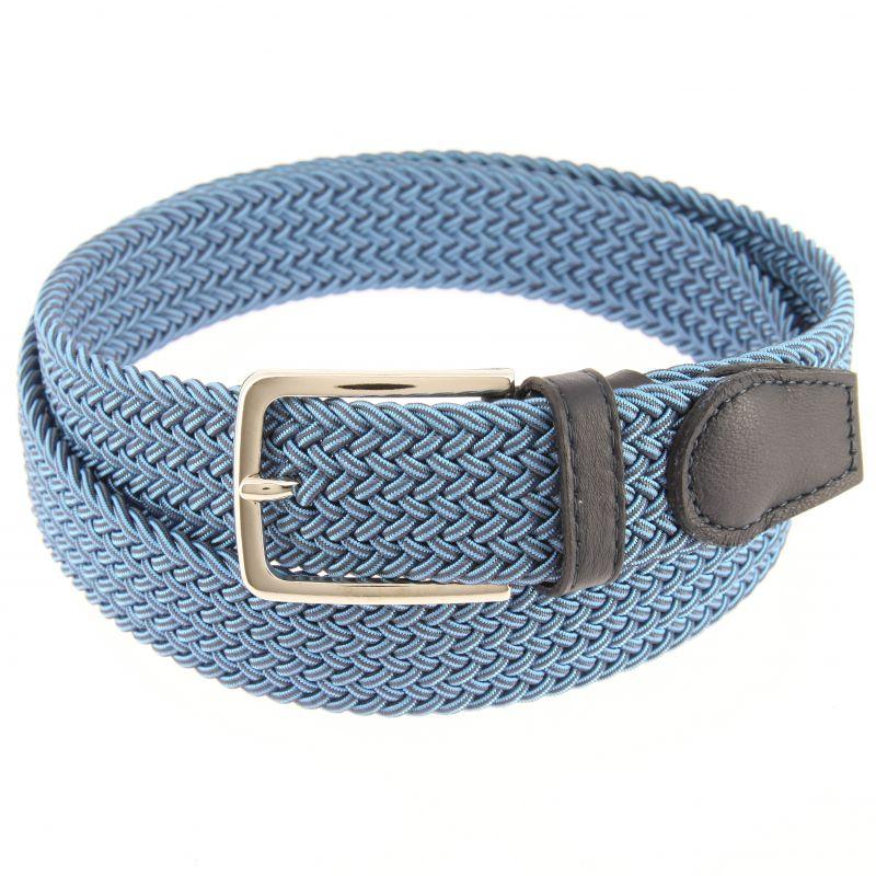 Ceinture élastique bleu et bleu marine - Rob III