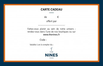 The Nines Gift Card 100€