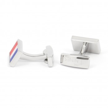 Flag cufflinks - French Flag