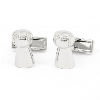 Cork cufflinks - Reims