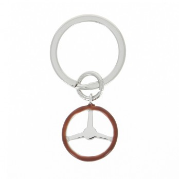 Retro steering wheel key rings - Boavista