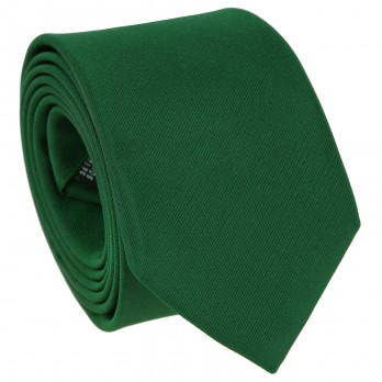 English Green Tie in Silk - Côme