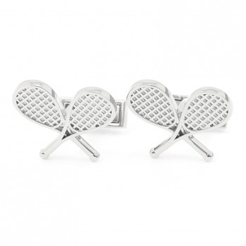 Tennis cufflinks - Flushing Meadows