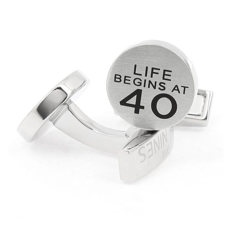 Cufflinks - Life Begins At 40
