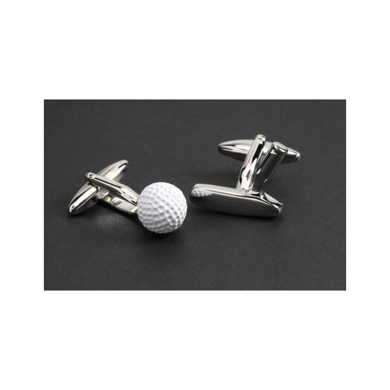 Golf cufflinks pinehurst the cufflinks shop for Golf buflings