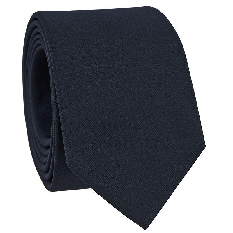Cravate Bleu Marine Come