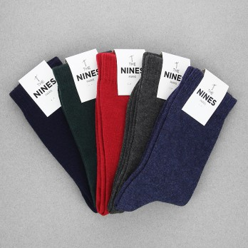 Pack of 5 Cashmere socks - Sock week set