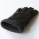 Full touchscreen leather gloves