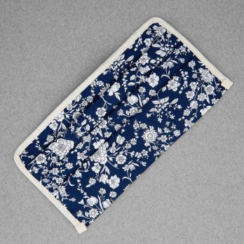 Face mask Liberty navy blue and white
