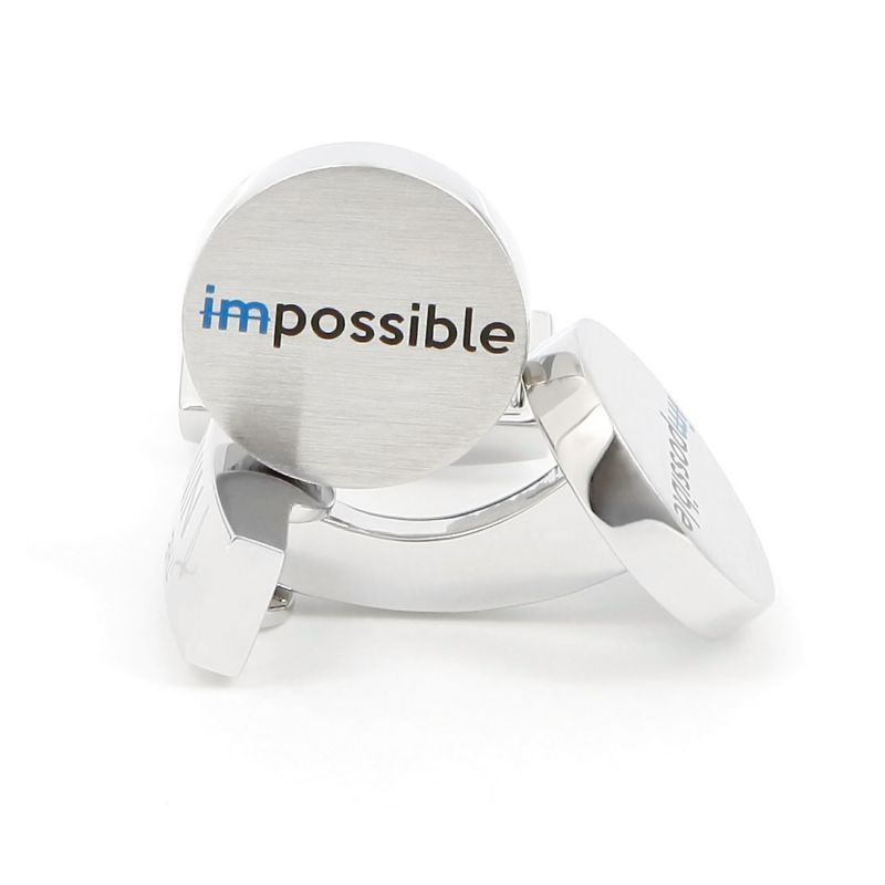 Im-possible cufflinks