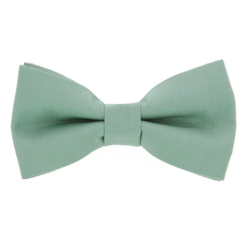 Sage green bow tie - Sorrento
