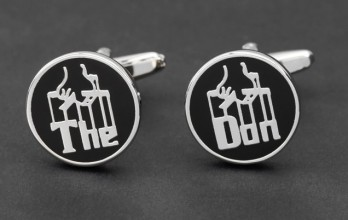 The Godfather cufflinks - Little Italy