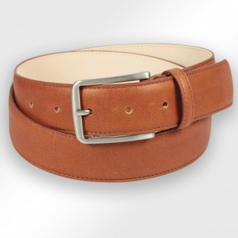 Men's belt in cognac - Tom