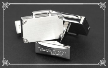 S.T. Dupont cufflinks - Suitcases