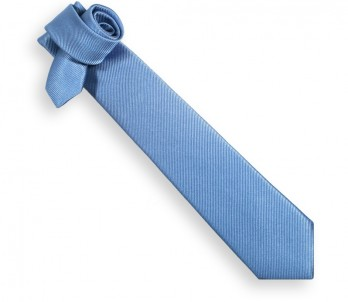 Light Blue Tie - Milan
