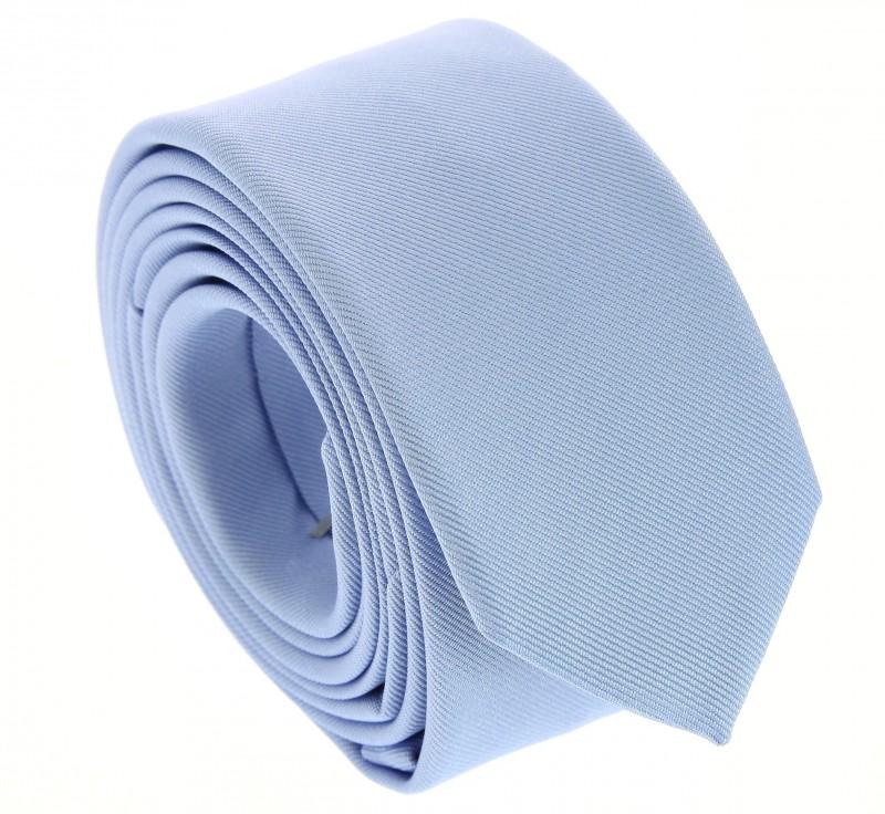 Light Blue Narrow Tie - Sienne