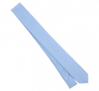Light Blue Narrow Tie - Sienne