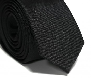Black Narrow Tie - Sienne