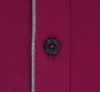 Polo Hugo Boss framboise regular fit
