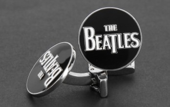 The Beatles cufflinks - The Beatles
