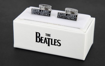 The Beatles cufflinks - Abbey Road
