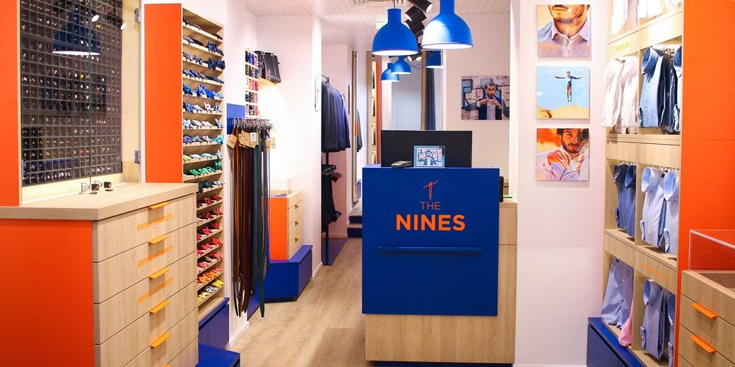 Shop The Nines
